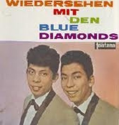 The Blue Diamonds - Till We Meet Again