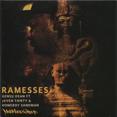 Gensu Dean - Ramesses / Wantchu