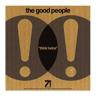 Good People, The - Think Twice / The Theory