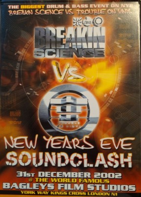 Various - Soundclash (New Years Eve)