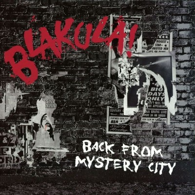 Blakula! - Back From Mystery City