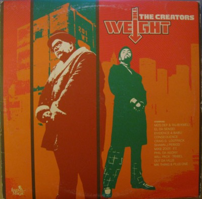 Creators, The - The Weight