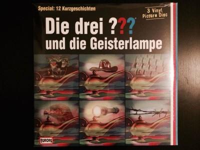 Kari Erlhoff - Die Drei ??? Und Die Geisterlampe - Special: 12 Kurzgeschichten