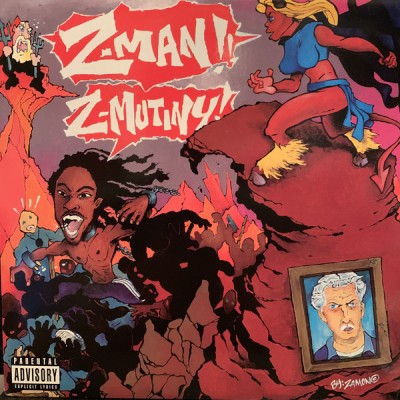 Z-Man - Z-Mutiny / Buckle Up