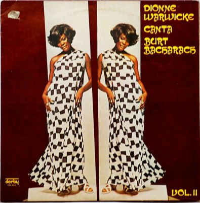 Dionne Warwick - Canta Burt Bacharach Vol. II