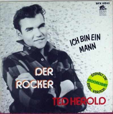 Ted Herold - Ich Bin Ein Mann