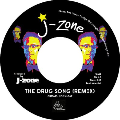 J-Zone - The Drug Song