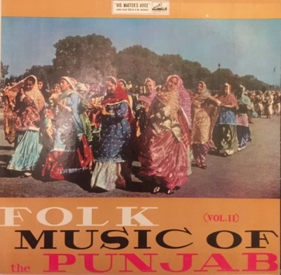 Various - Folk Music Of The Punjab Vol. 2