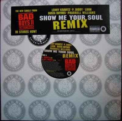 Lenny Kravitz - Show Me Your Soul - Remix