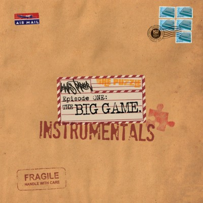 Lewis Parker - The Puzzle: Episode One 'The Big Game' Instrumentals