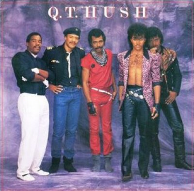 Q.T. Hush - Q.T. Hush