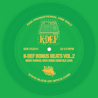 K-Def - K-Def Bonus Beats Volume 2