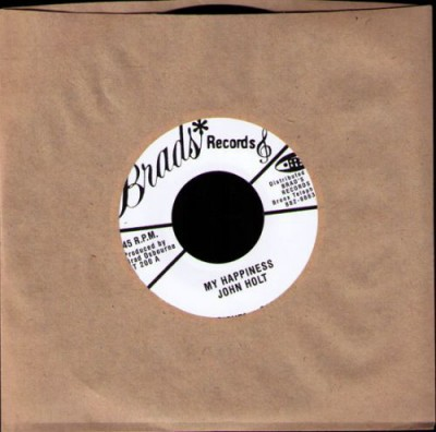 John Holt - My Happiness / Version