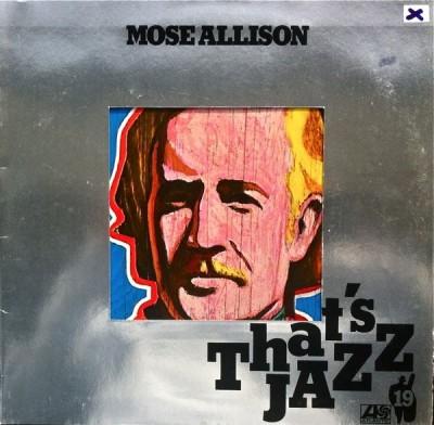 Mose Allison - Mose Allison