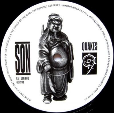 Quakes - Capital Visions EP