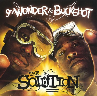 9th Wonder - The Solution