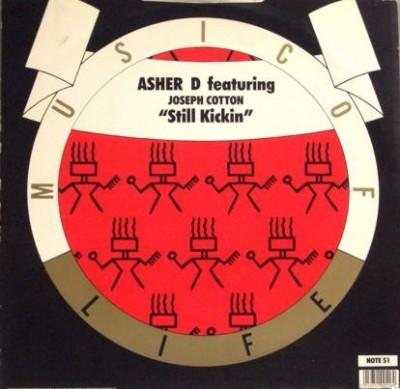 Asher D - Still Kickin'