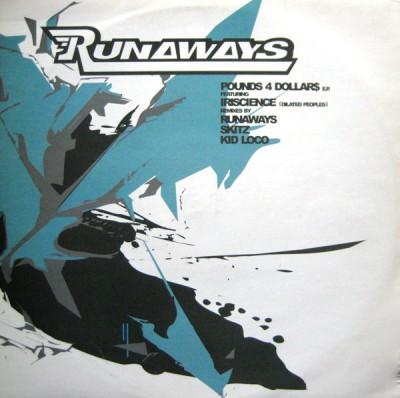 Runaways - Pounds 4 Dollar$ E.P.