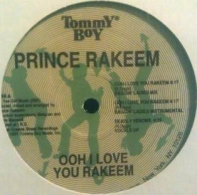 Prince Rakeem - Ooh I Love You Rakeem