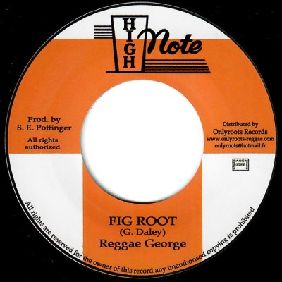 Reggae George - Fig Root