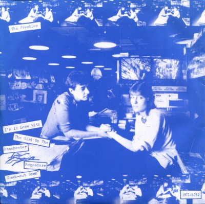 The Freshies - I'm In Love With The Girl On The  Manchester Virgin Megastore Checkout Desk