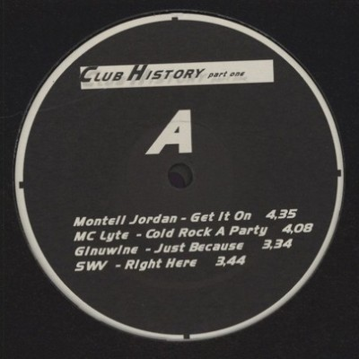 Various - Club History Part. 1