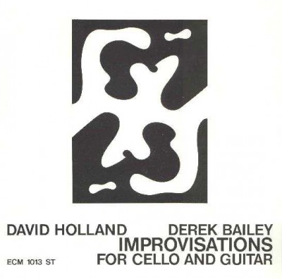 Dave Holland - Improvisations For Cello And Guitar
