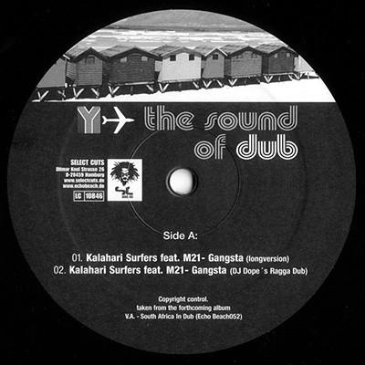 Kalahari Surfers / Chronic Clan - The Sound Of Dub
