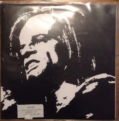 "Klaus Kinski - ""Jesus Christus Erlöser"" Berlin 1971"