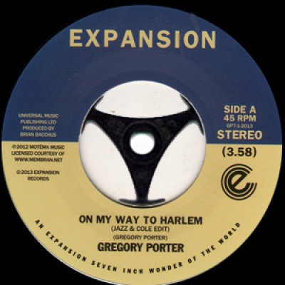Gregory Porter - On My Way To Harlem / 1960 What? (Jazz & Cole Edits)