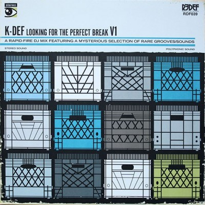 K-Def - Looking For The Perfect Break Volume 1