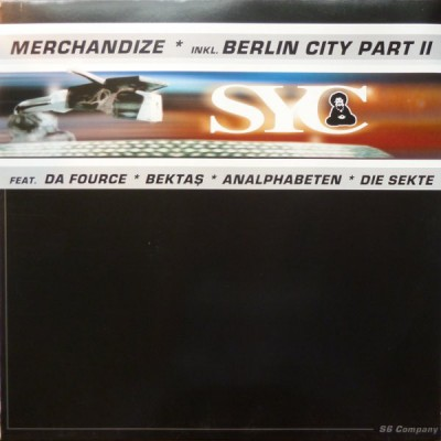 Soul Ya Click - Merchandize / Berlin City Part Il