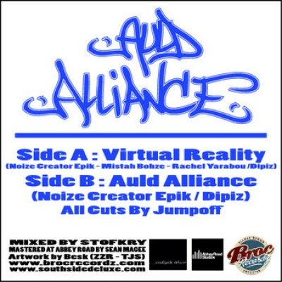 Auld Alliance - Virtual Reality / Auld Alliance