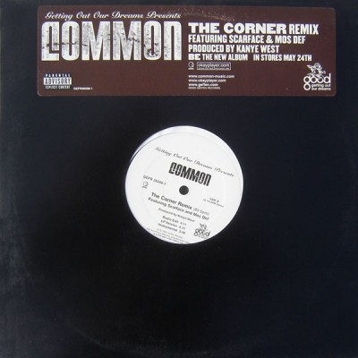 Common - The Corner (Remix)