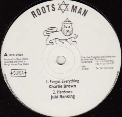 Charlie Brown (35) - Forget Everything