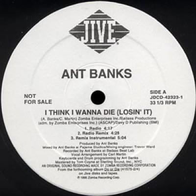 Ant Banks - I Think I Wanna Die (Losin' It)