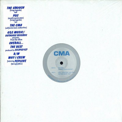CMA - The Best