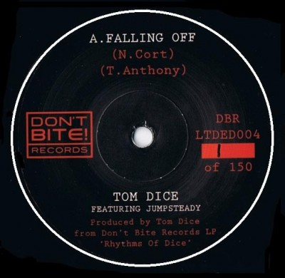 Tom Dice - Falling Off / Your Name Describes Me
