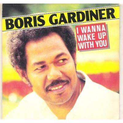 Boris Gardiner - I Wanna Wake Up With You