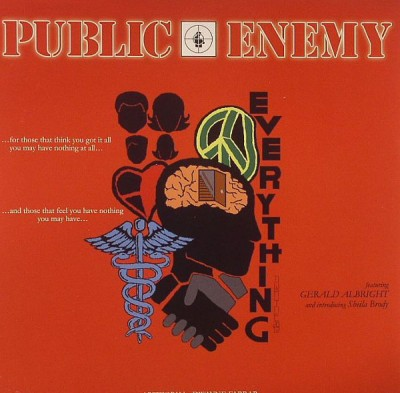 Public Enemy - Everything