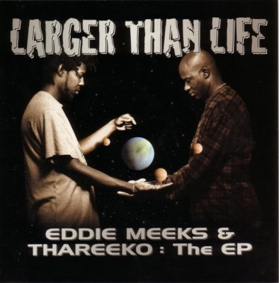 Eddie Meeks - Larger Than Life EP
