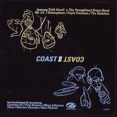 Various - Coast II Coast