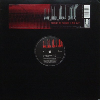 Nine Inch Nails - Only (Remixes By Richard X And EL-P)
