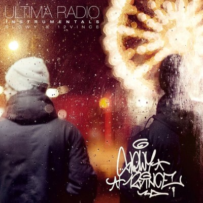 Slowy & 12Vince - Ultima Radio Instrumentals