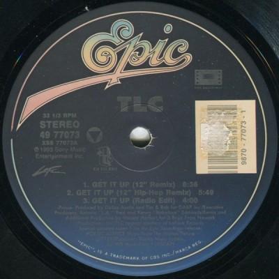 TLC - Get It Up