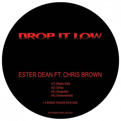 Ester Dean Ft. Chris Brown - Drop It Low