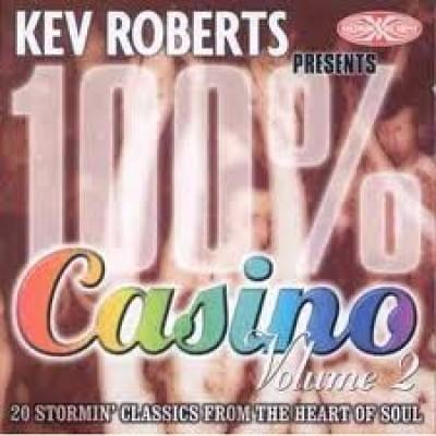 Various - Kev Roberts Presents 100% Casino Volume 2