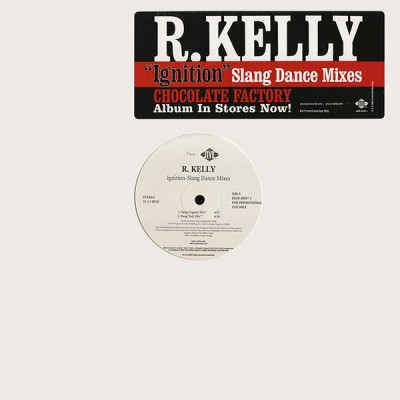 R. Kelly - Ignition (Slang Dance Mixes)