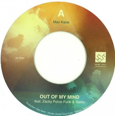 Max Kane - Out Of My Mind