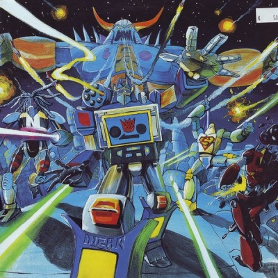 Alien Nation - Return To Cybertron / Unicron